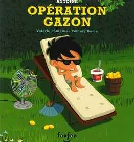 FONFON Antoine - Opération gazon