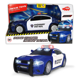Dickie Action Series - Auto de Police Dodge Charger Sons