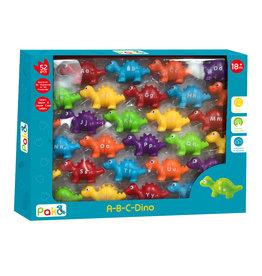 Pakö - Alpha Dino 52 pièces