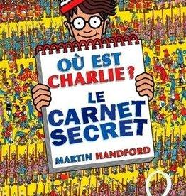 GRUND Ou est Charlie? Le carnet secret