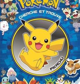 DRAGON D'OR Pikachu rencontre Evoli: cherche et trouve