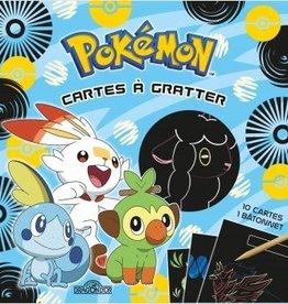 LES LIVRES DU DRAGON D'OR Pokémon : cartes à gratter : Galar