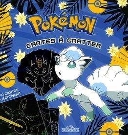 DRAGON D'OR Pokémon : Mes cartes à gratter : Les formes de Pokémon