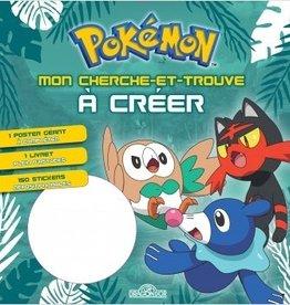 DRAGON D'OR POKÉMON – MON CHERCHE-ET-TROUVE À CRÉER (BRINDIBOU, FLAMIAOU, OTAQUIN)