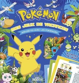 DRAGON D'OR Pokémon : mes jeux de vacances