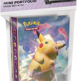 The Pokemon Company : Sword & Shield Vivid Voltage Mini Binder