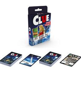 Hasbro Clue jeu de Carte