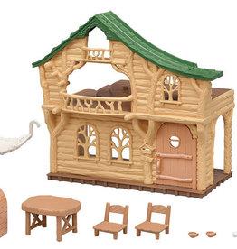 Calico Critters Coffret cadeau Lakeside Lodge