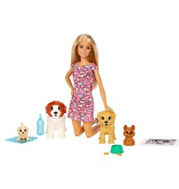 Mattel Barbie- Garderie canine