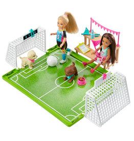Mattel Barbie Chelsea Ensemble de jeu de Soccer