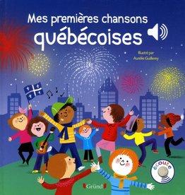 GRUND Mes premières chansons québécoises