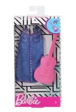 Mattel Barbie - Vêtements carrière Musicienne