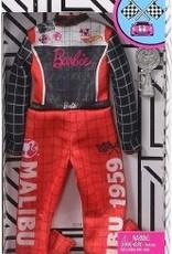 Mattel Barbie - Vêtements carrière Pilote de Course