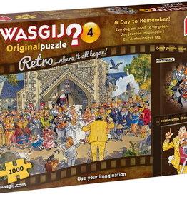 Wasgij Wasgij Rétro 4 Une journée inoubliable 1000 mcx