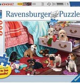 Ravensburger Faiseurs d'embarras 300 pc Large Format