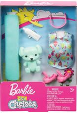 Mattel Barbie Club Chelsea Ensemble vêtements et accessoires