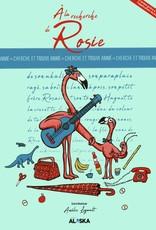 Les éditions Alaska À la recherche de Rosie : Cherche et trouve animé