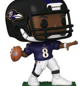 Funko Pop ! NFL Lamar Jackson