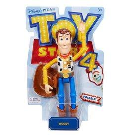 Mattel Histoire de jouets - Figurine Woody 7''