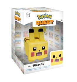 "Incredible novelties Pokemon Quest Pikachu  Figurine 4"""