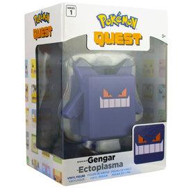 """Incredible novelties Pokemon Quest Gengar Figurine 4"""""""