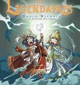 Delcourt Les Légendaires : World Without T.20 : Le royaume des larmes