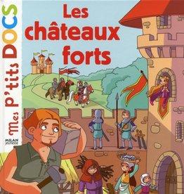 Milan Mes p'tit docs:Les châteaux forts