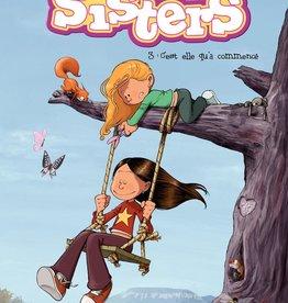 Bamboo Edition Les Sisters T.3 : C'est elle qu'a commencé