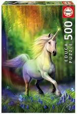 Educa Casse-tête 500 pièces - À la poursuite de l'arc-en-ciel