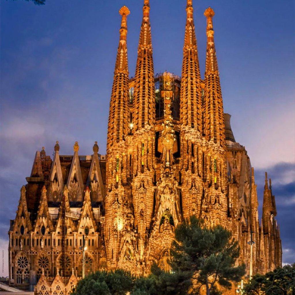 Educa Casse-tête 1000 pièces - Sagrada Familia