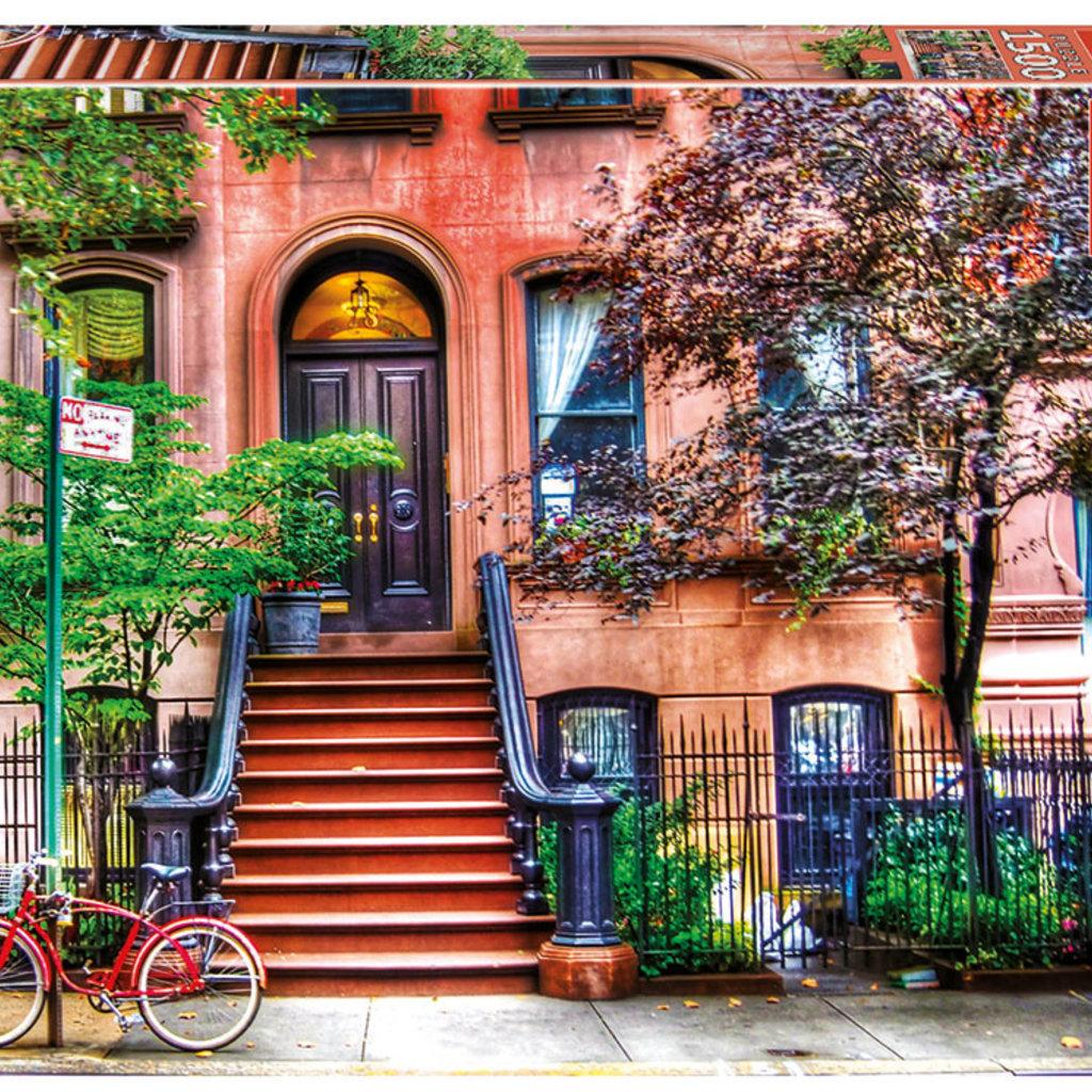 Educa Casse-tête 1500 pièces - Greenwich Village, New York