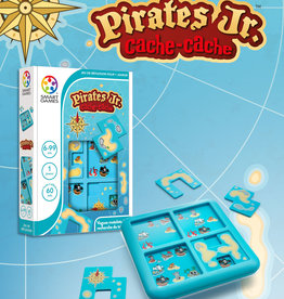 Smart Games Cache cache pirates (multilingue)