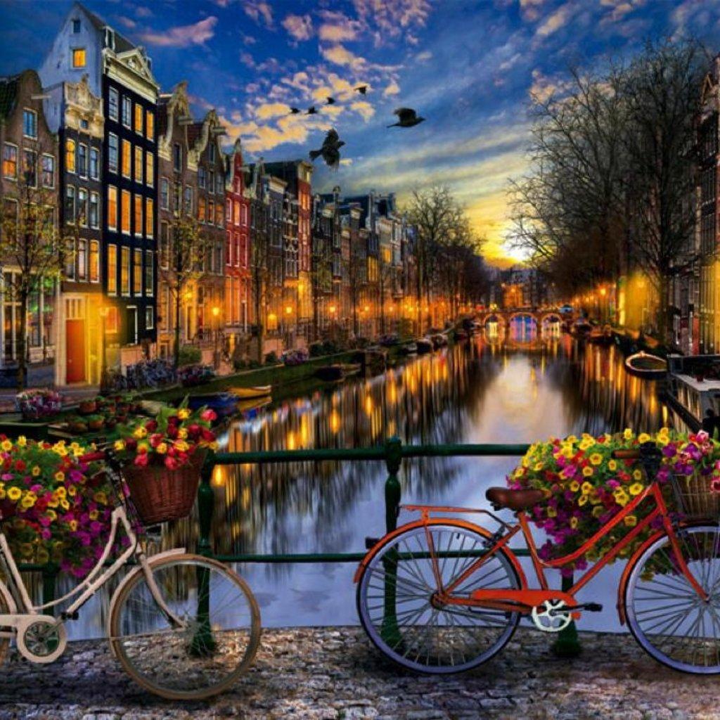 Educa Casse-tête 2000 pièces - Amsterdam