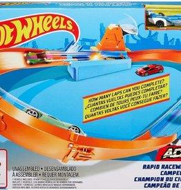 Hot Weels Ensemble de circuits Rapid Raceway Champion