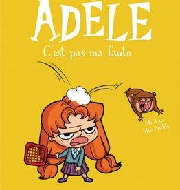Tourbillon Mortelle Adèle T.3 : C'est pas ma faute !