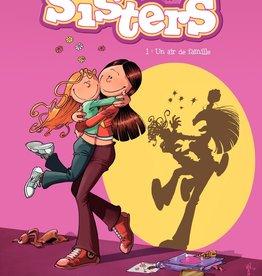 Bamboo Edition Les Sisters T.1 : Un air de famille