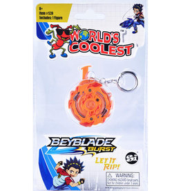 Red planet World's Coolest - Porte-clés Beyblade assortis