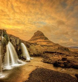 Educa Casse-tête 1000 pièces - Chute Kirkjufellsfoss, Islande