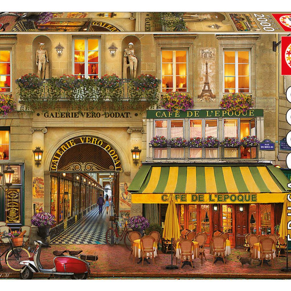 Educa Casse-tête 2000 pièces - Galerie de Paris