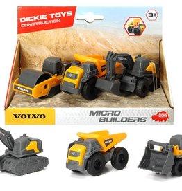 Dickie Dickie - Volvo Micro builder 9 cm
