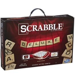 Hasbro Scrabble-deluxe- (anglais)