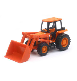 New Ray - Kubota-1:32 Tracteur avec chargeuse frontale (20)