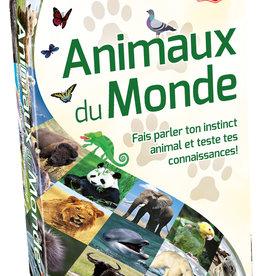 Tactic - Jeu Animaux du Monde (Francais)
