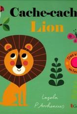GRUND Cache-cache lion