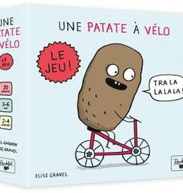 Randolph Une Patate a Vélo Le Jeu