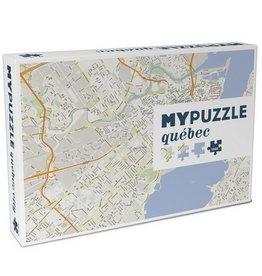 Ilot 307 My puzzle - Québec  1000 pièces