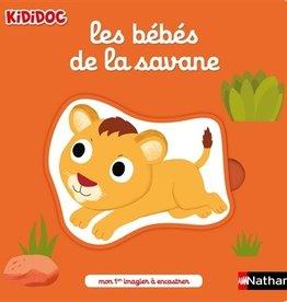 NATHAN Les bébés de la savane