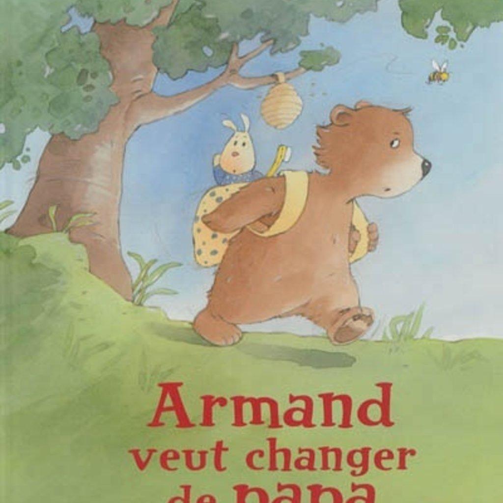 Mijade Armand veut changer de papa