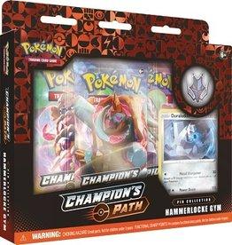 The Pokemon Company Champion's  path Pin collection #2