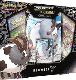 The Pokemon Company Champion path :Dubwool